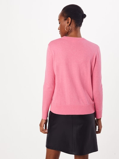 BOSS Pull-over 'Ibinnis' en rose: Vue de dos