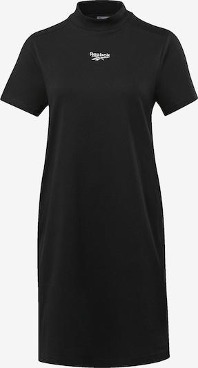 Reebok Classic Jurk in de kleur Zwart: Vooraanzicht