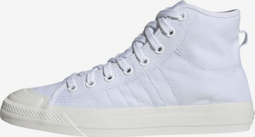 ADIDAS ORIGINALS Sneaker  'Nizza RF Hi' in White