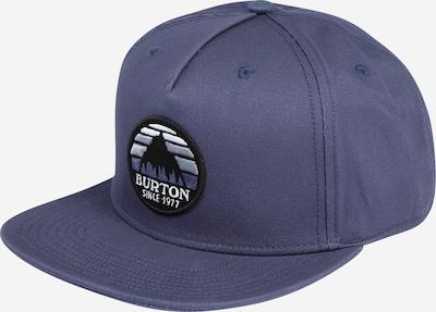 BURTON Cap 'Underhill Hat' in dunkelblau / schwarz / weiß, Produktansicht