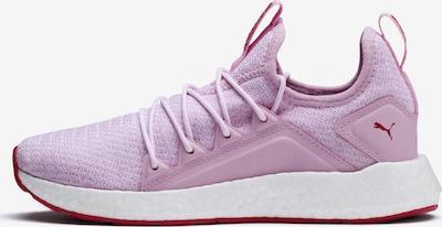 PUMA Chaussure de sport 'NRGY Neko Knit' en rose / rouge, Vue avec produit