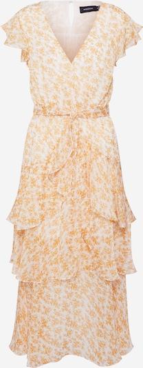 MINKPINK Kleid  'LANA' in hellorange / weiß, Produktansicht