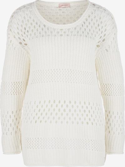 TRIANGLE Pullover in weiß, Produktansicht