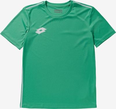 LOTTO T-Shirt 'Delta' in grün / weiß, Produktansicht