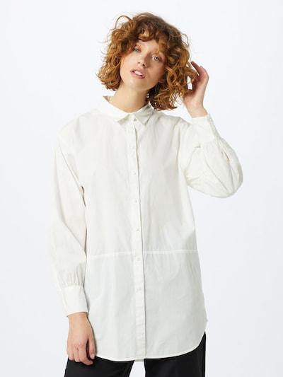 JACQUELINE de YONG Bluse in offwhite, Modelansicht