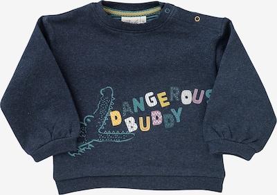People Wear Organic Sweatshirt in taubenblau / mischfarben, Produktansicht