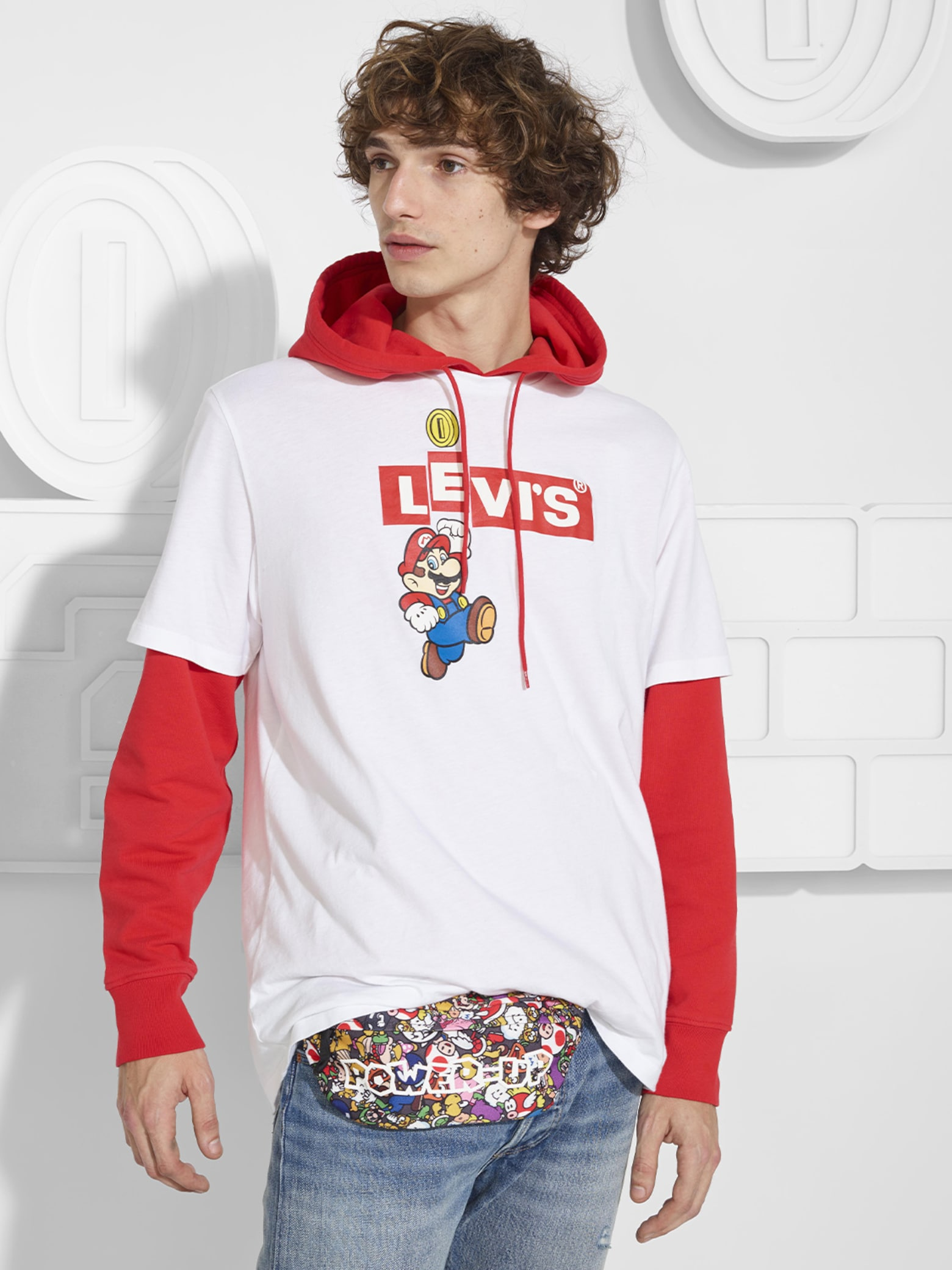 Take your denim game to the next level Levi's® x Super Mario™