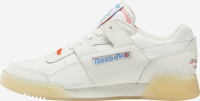 Reebok Classic Sneakers laag 'WORKOUT PLUS' in de kleur Wit, Productweergave