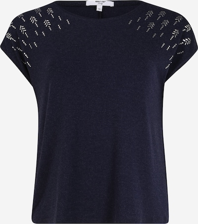 ABOUT YOU Curvy Shirt 'Delia' in navy, Produktansicht