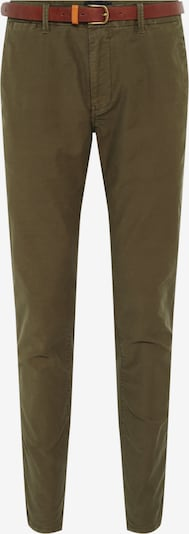 SCOTCH & SODA Pantalon chino 'STUART' en olive: Vue de face