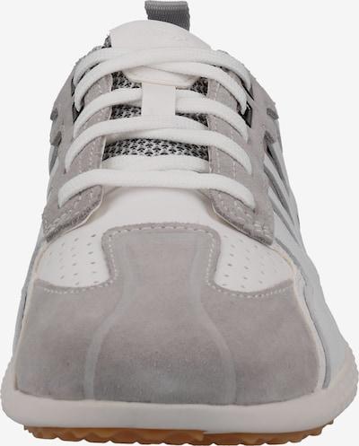 GEOX Sneakers laag in de kleur Grijs / Wit: Vooraanzicht