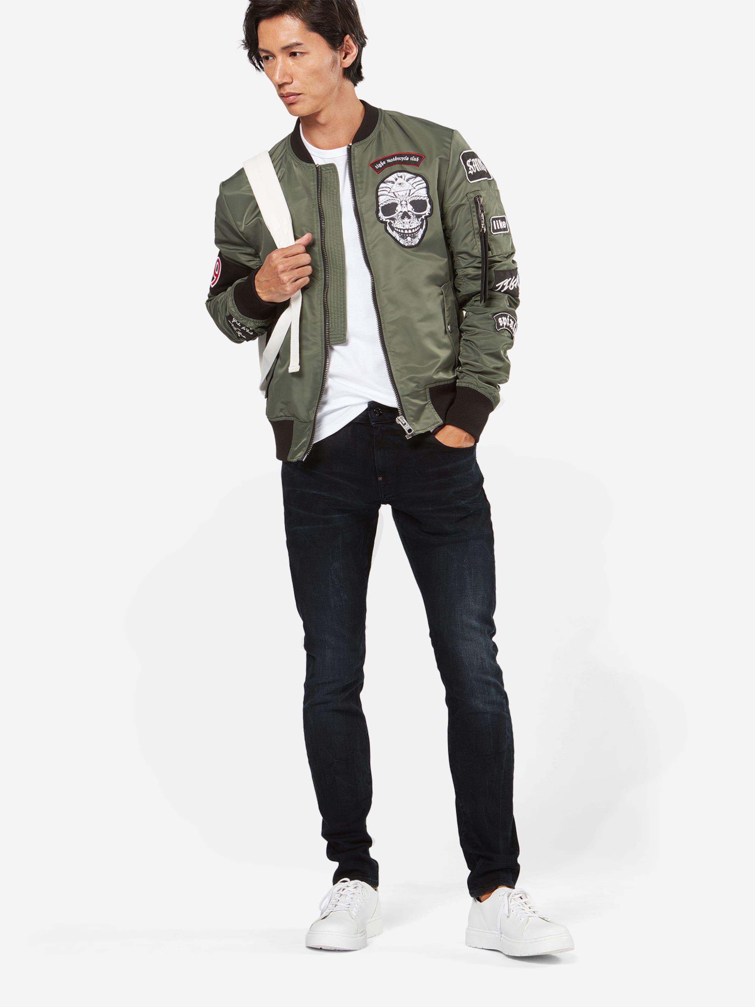 Raw Slim' G star Jeans In Denim Super 'revend Black reCxdBoW