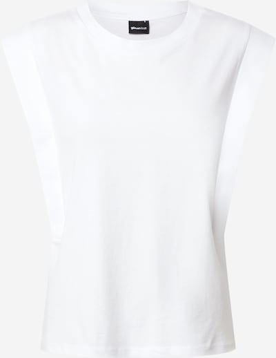Gina Tricot Shirt 'Charlie' in weiß, Produktansicht