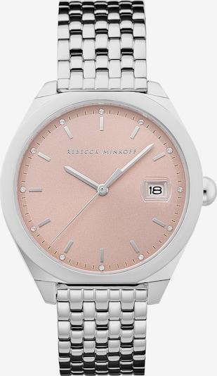 Rebecca Minkoff Uhr in puder / silber, Produktansicht