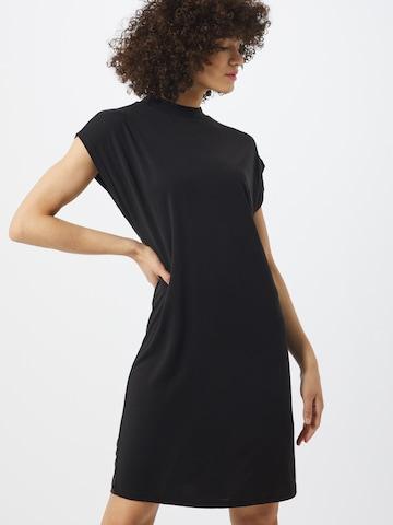 Urban Classics Šaty - Čierna