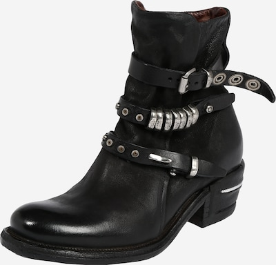 A.S.98 Boots 'Ignix' in Black, Item view