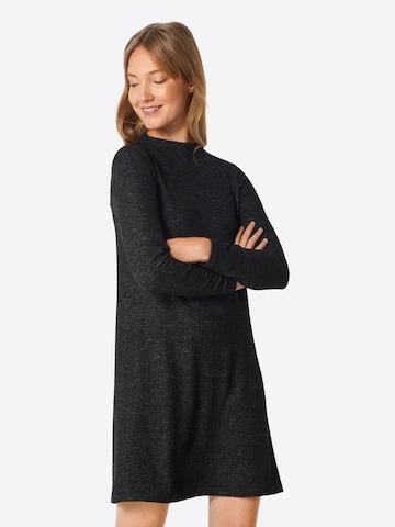 ONLY Gebreide jurk 'KLEO' in Zwart