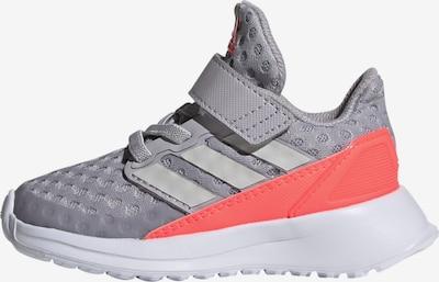 ADIDAS PERFORMANCE Sportschuh 'RapidaRun' in grau / neonpink, Produktansicht