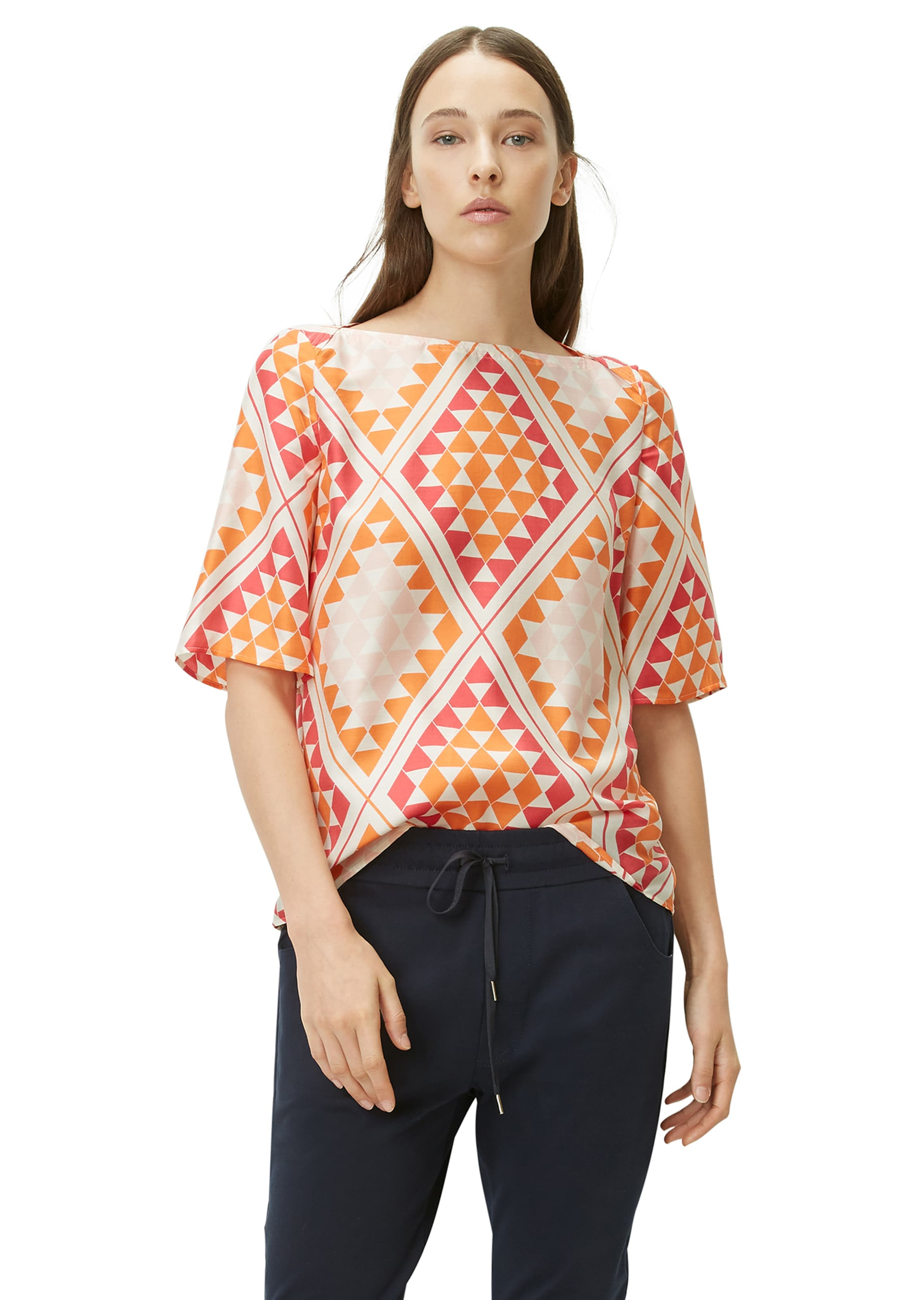 In Blusenshirt Blusenshirt Apricot O'polo In Marc O'polo Apricot Marc Marc O'polo Blusenshirt bf6gyvY7