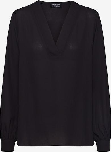 SELECTED FEMME Blouse in de kleur Zwart, Productweergave