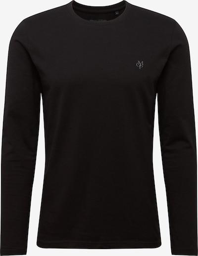 Marc O'Polo Shirt in schwarz, Produktansicht