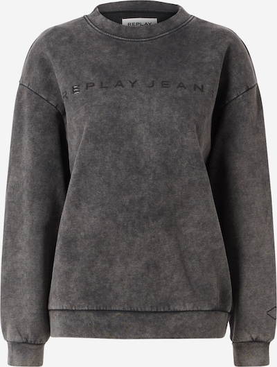 REPLAY Sweatshirt in grau, Produktansicht