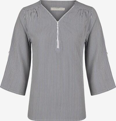 Heimatliebe Bluse in dunkelgrau, Produktansicht