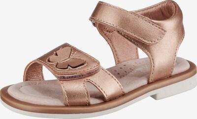 MOD8 Sandalen 'Shiny' in rosé, Produktansicht