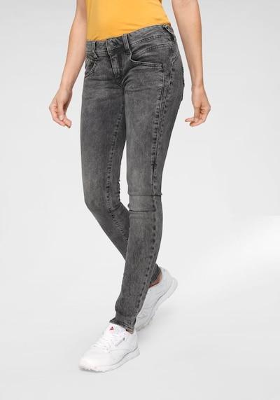 Herrlicher Jeans 'GILA SLIM' in de kleur Grey denim, Modelweergave