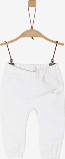s.Oliver Jogpants in weiß, Produktansicht