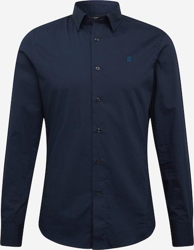 G-Star RAW Hemd in dunkelblau, Produktansicht