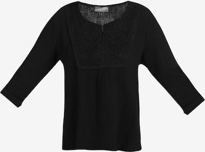DREIMASTER Bluse in schwarz, Produktansicht