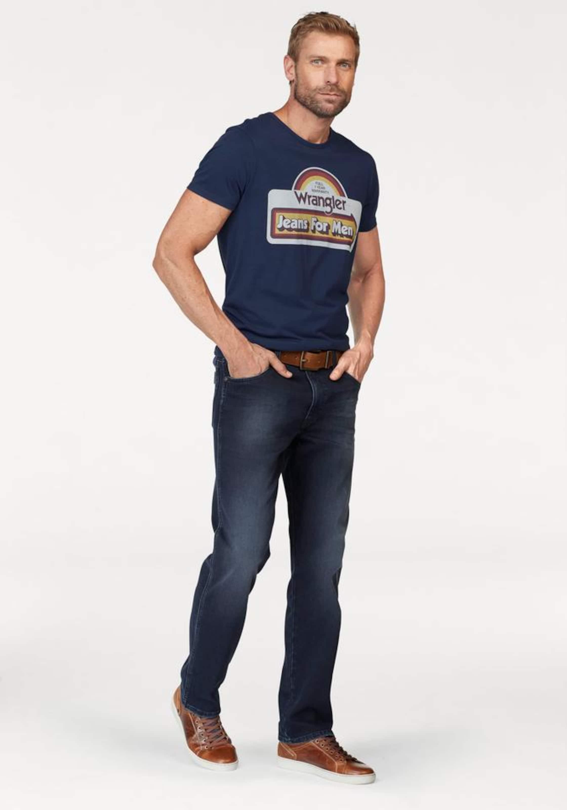 WRANGLER T-Shirt 'Circuit Tee' Neuankömmling Verkauf Billigsten kbcQznT