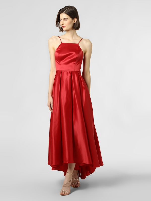 marie lund kleid ' ' in rot | about you