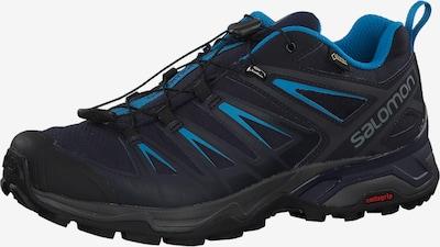 SALOMON Multifunktionsschuhe 'X Uitra 3 GTX' in navy / himmelblau / graphit, Produktansicht