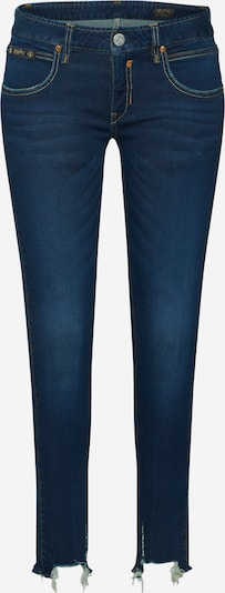 Herrlicher 'Touch Cropped ' Jeans in blue denim, Produktansicht