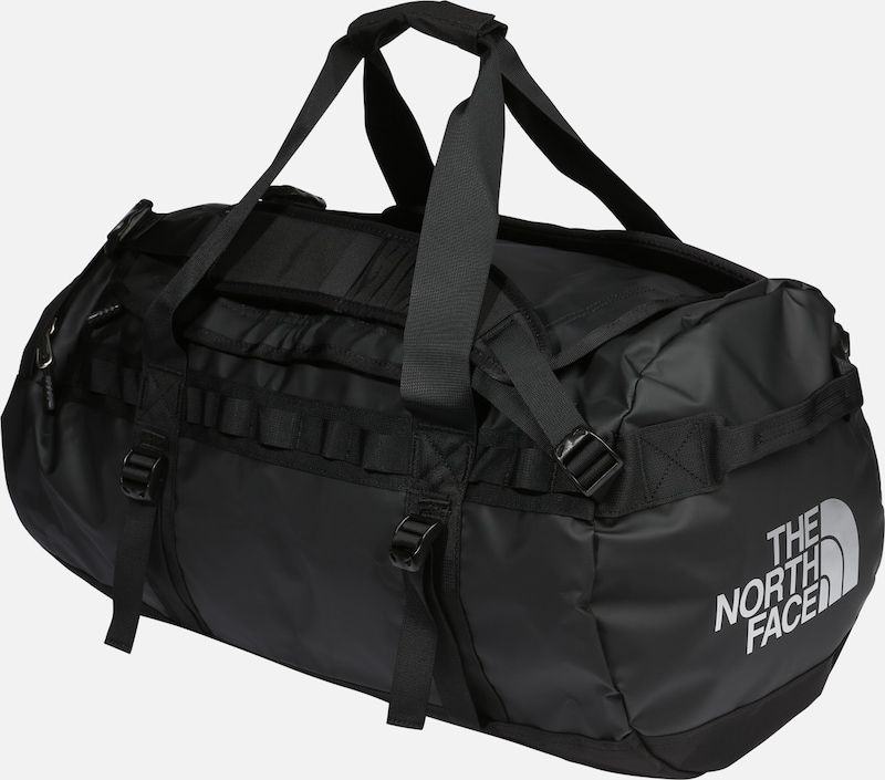 THE NORTH FACE Reistas 'Base Camp' in de kleur Zwart / Wit, Productweergave