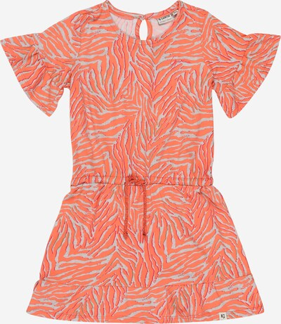 GARCIA Kleid in grau / orange, Produktansicht