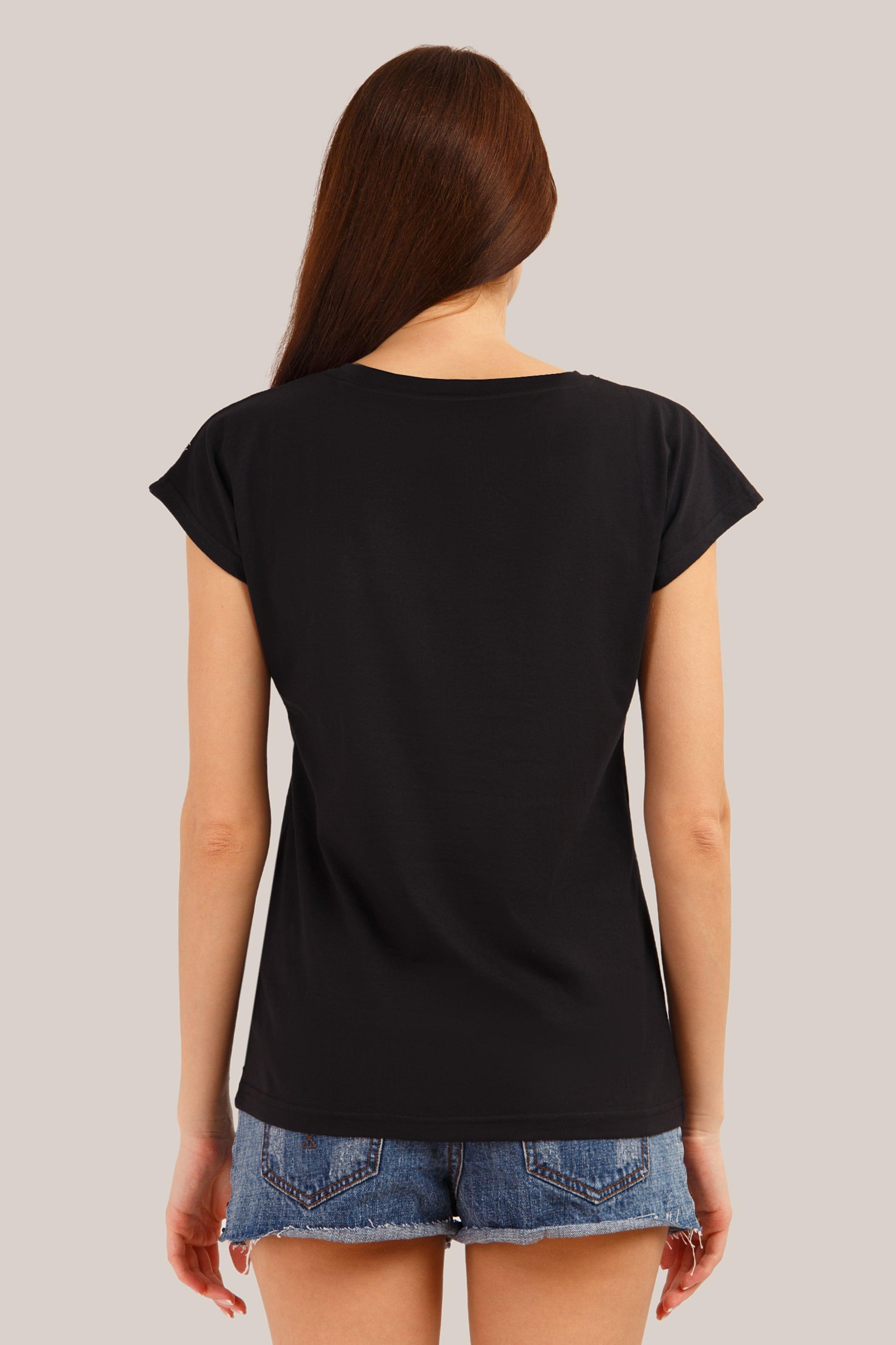 Schwarz Flare In Finn T shirt lcu1TKJF3