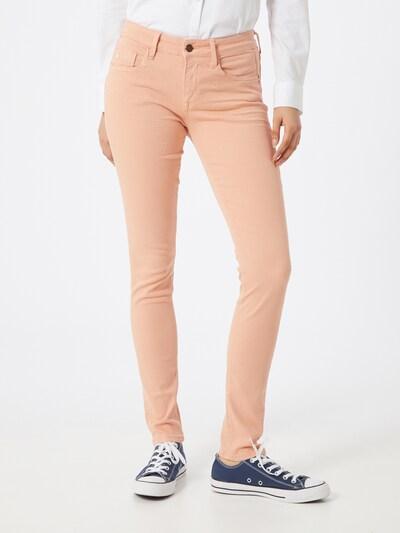 Mavi Jeans 'Adriana' in apricot, Modelansicht