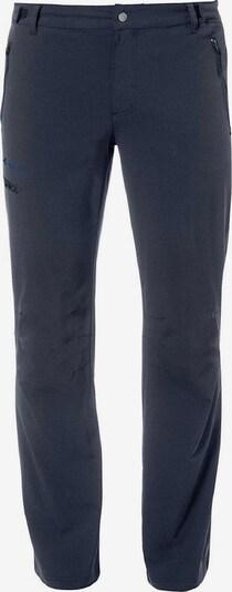 VAUDE Hose ' Farley Stretch Pants II ' in blau, Produktansicht