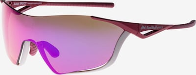 Red Bull Spect Sportbrille in bordeaux: Frontalansicht