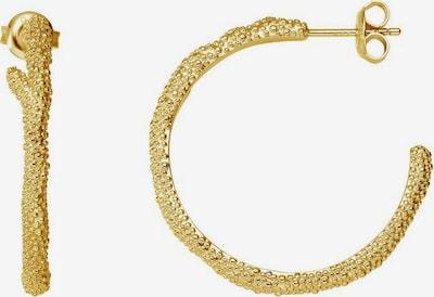 XENOX Creolen in gold, Produktansicht