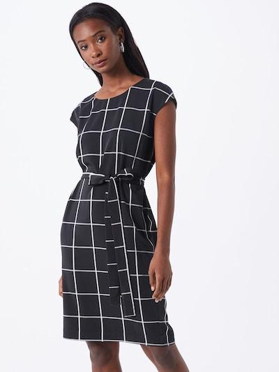 InWear Kleid 'KatiyaI' in schwarz / weiß, Modelansicht