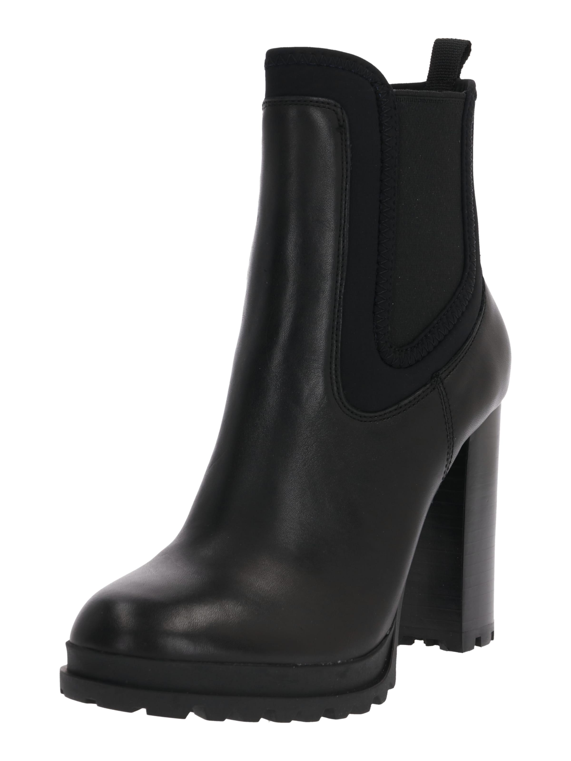 ALDO Stiefelette 'ELRUDIEN' in schwarz