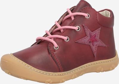 Pirmieji vaiko vaikščiojimo bateliai 'Romy' iš Pepino , spalva - vyšninė spalva, Prekių apžvalga