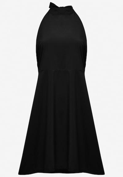 MYMO Kleid 'At Night' in schwarz, Modelansicht