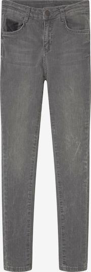 TOM TAILOR Jeanshosen Jeans mit Waschung in grau, Produktansicht