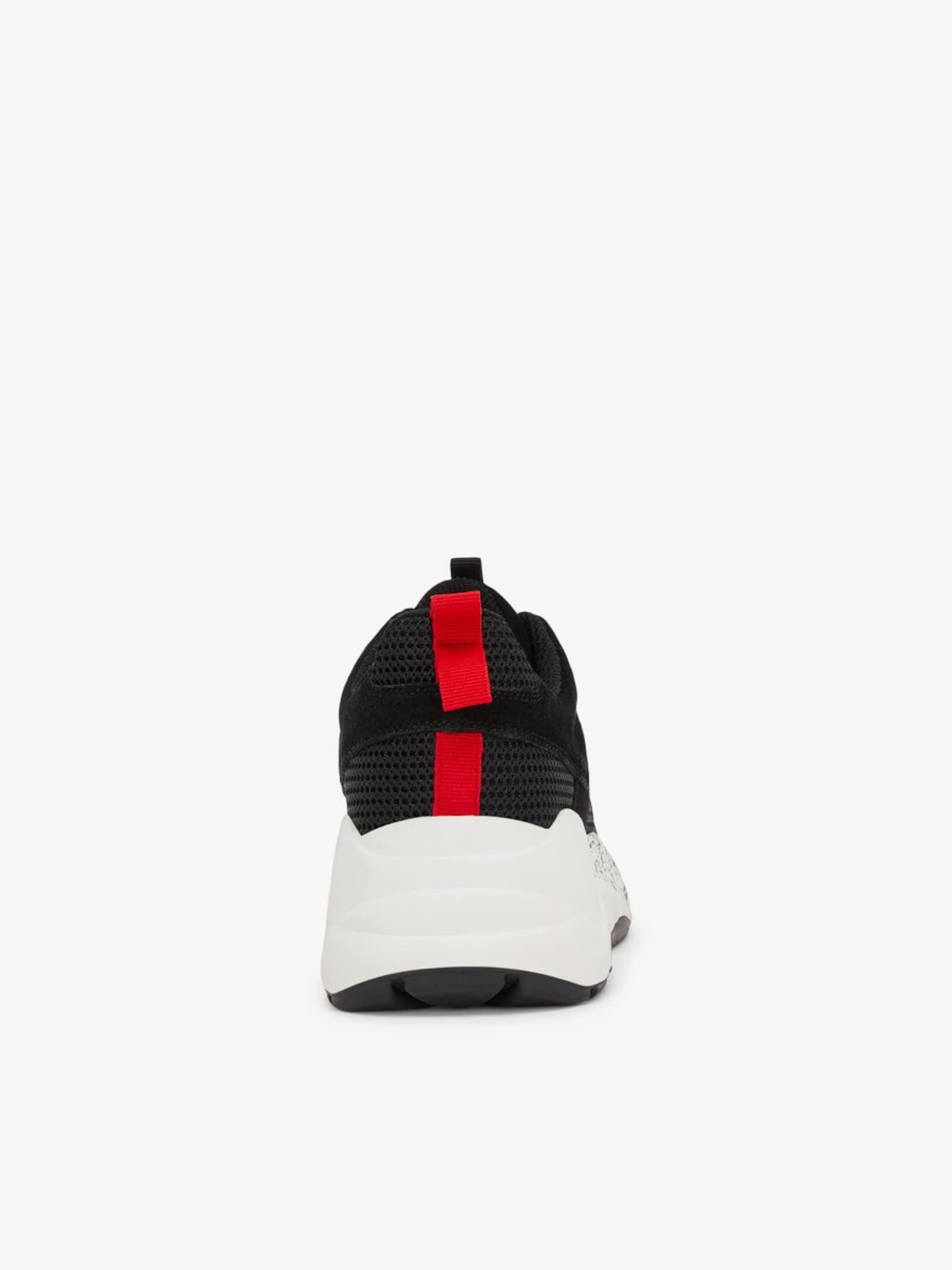 Bianco % Sportschuhe 'Becky' 50 % Bianco sonstiges Material, 50 % Textil Großer Rabatt 2c82e1