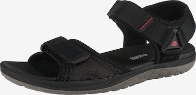 CLARKS Sandale 'Step Beat Sun' in schwarz, Produktansicht
